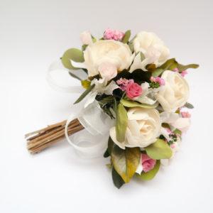 ramo para novia gardenias