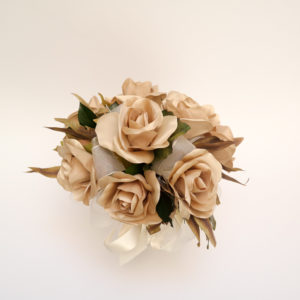 ramo para novia rosas
