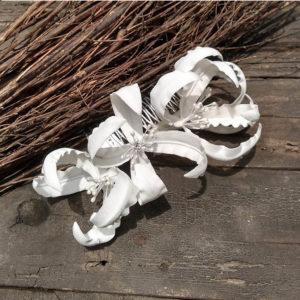 tocado de novia cdmx, accesorios para el cabello hechos a mano, flores para novia